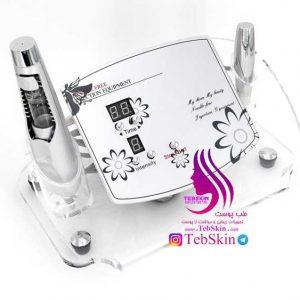 دستگاه تزریق بدون سوزن porthle Needle-free Mesogun