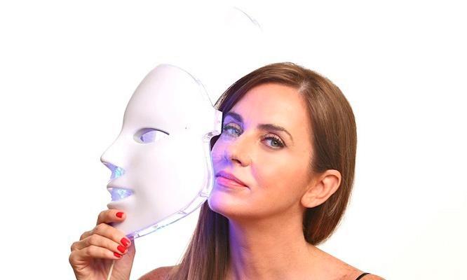 مشخصات خرد و قیمت ماسک صورت و گردن LED Mask