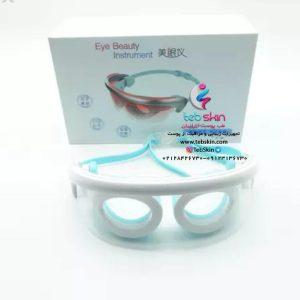 مشخصات خرید و قیمت عینک ماساژور ال ای دی رفع چین و چروک