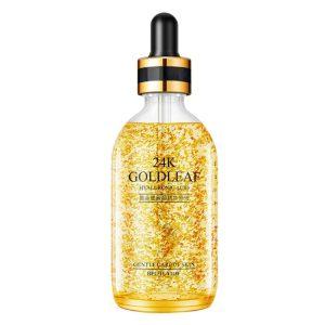 مشخصات خرید و قیمت سرم طلای 24 عیار 24K Goldzan Ampoule
