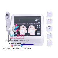 مشخصات خرید و قیمت دستگاه HIFU هایفو 5 کارتریج صورت و بدن