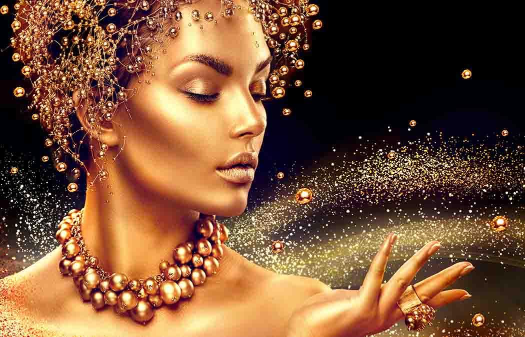 خواص سرک طلا برای پوست