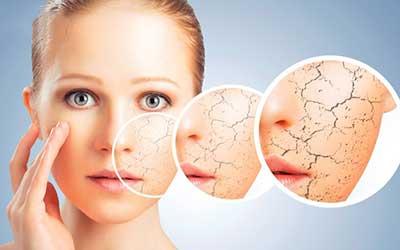 روش هیدرودرمی جهت درمان خشکی پوست