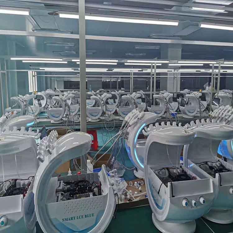 مزایای استفاده از دستگاه هیدروفشیال جت اکسیژن 2020