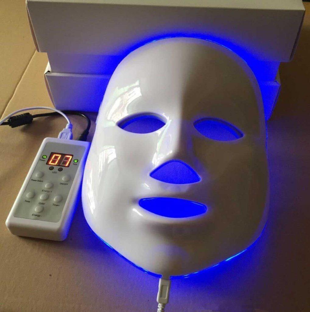 لیفتینک و رفع افتادگی پوست با دستگاه نوردرمانی