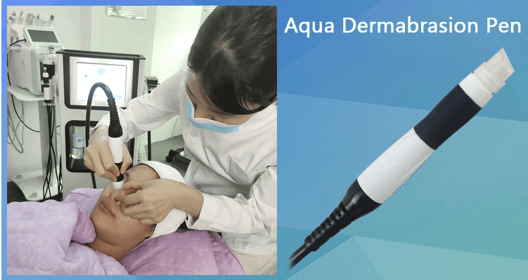 قلم دمابراسیون دستگاه های اکسیژن ساز H2O2